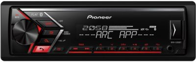Autoradio MP3 Pioneer MVH-S300BT iPod USB