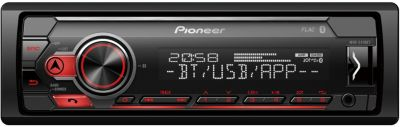 Autoradio Pioneer MVH-S410BT - USB iPod Bluetooth