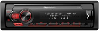 Autoradio MP3 Pioneer MVH-S120Ui USB iPod