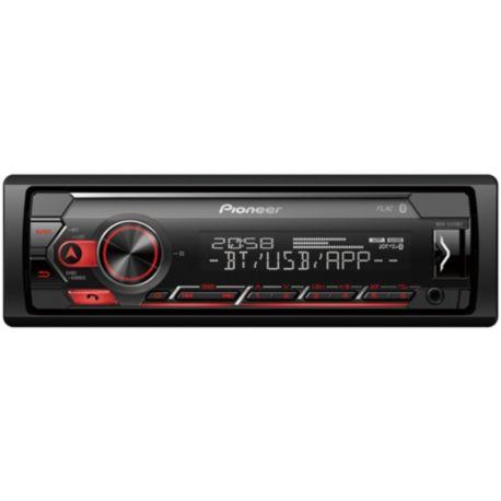 Autoradio PIONEER MVH-S420BT - USB iPod Bluetooth
