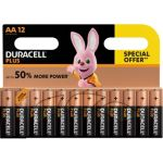 Pile DURACELL AA X12