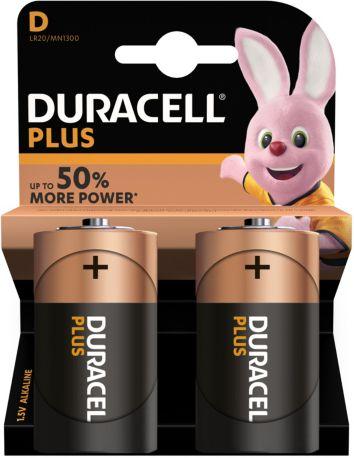 Pile DURACELL D / LR20 Plus Power * 2