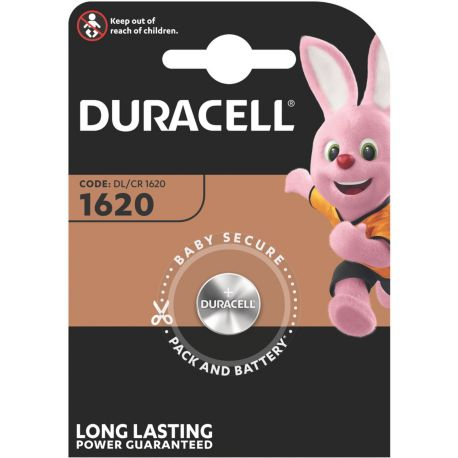 Pile DURACELL 1620 X1