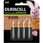 Piles rechargea DURACELL Ultra Power 4 x