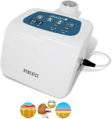 Homedics ultra slim 1000 appareil anti cellulite boulanger for Appareil cellulite maison