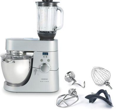 Kenwood kmm075 major titanium blender verre robot p tissier boulanger - Robot pour faire soupe ...