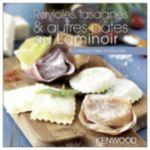 Livre KENWOOD Ravioles, lasagnes & autre