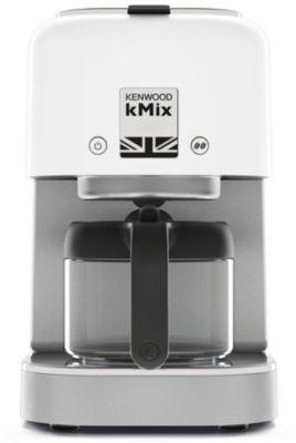 Cafetière Filtre kenwood cox750wh kmix blanc