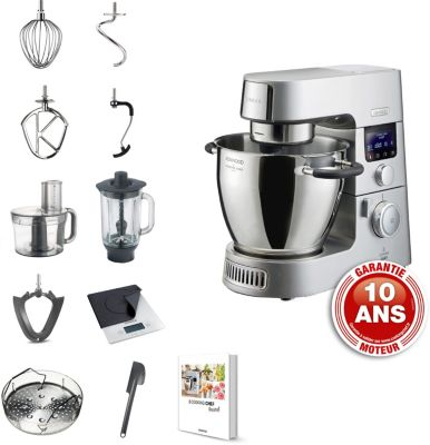Kenwood Cooking Chef Gourmet Kcc9063s Robot Patissier Boulanger