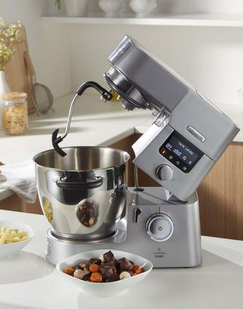 Kenwood cooking chef major gourmet kcc9063s robot for Cuisson vapeur kenwood cooking chef