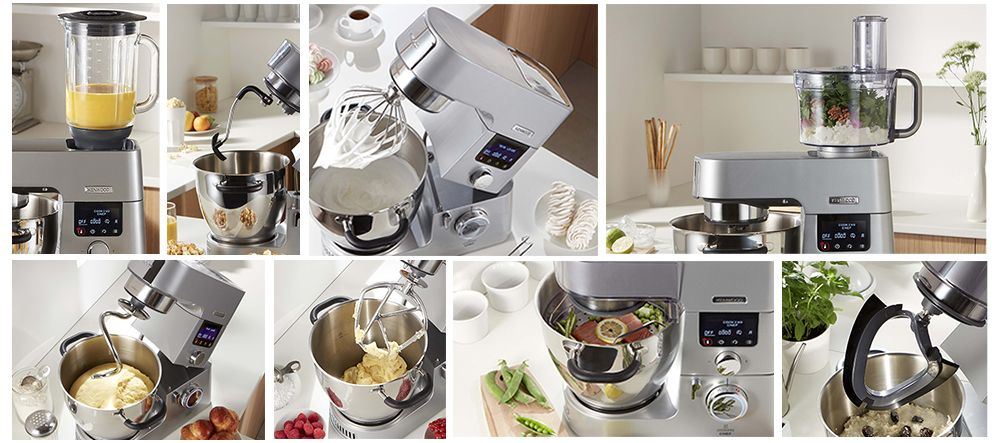 kenwood cooking chef major gourmet kcc9063s robot p tissier boulanger. Black Bedroom Furniture Sets. Home Design Ideas