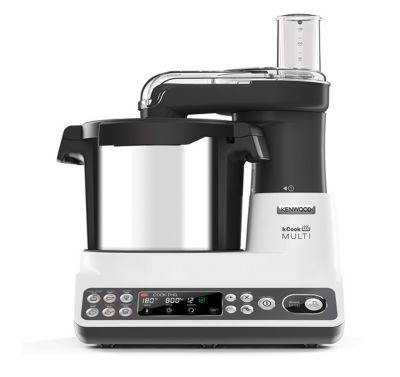Robot Cuiseur kenwood chauffant kcook ccl405wh