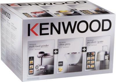 Accessoire Robot pâtissier kenwood kam353me kit 3 accessoires kax950 +