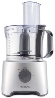 Robot multifonction Kenwood FDP302SI Multipro Compact Silver