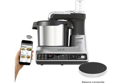 kenwood kcook multi smart ccl455si robot multifonction boulanger. Black Bedroom Furniture Sets. Home Design Ideas