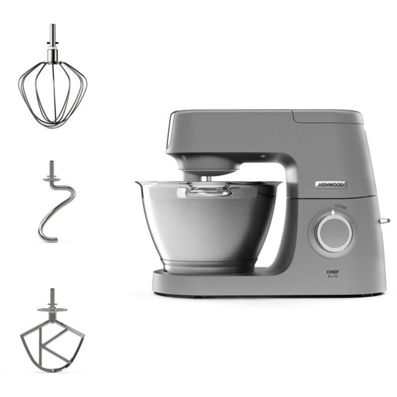 Kenwood KVC5305S Chef Elite Robot pâtissier | Boulanger