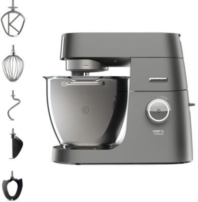kenwood kvl8305s chef xltitanium livre recette robot p tissier boulanger. Black Bedroom Furniture Sets. Home Design Ideas