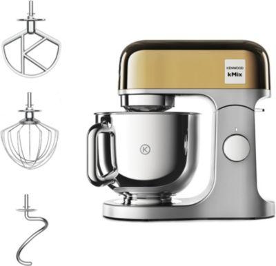 Robot pâtissier Kenwood KMX760YG Kmix Gold