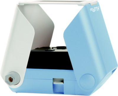 Imprimante photo portable Tomy Kiipix Bleu
