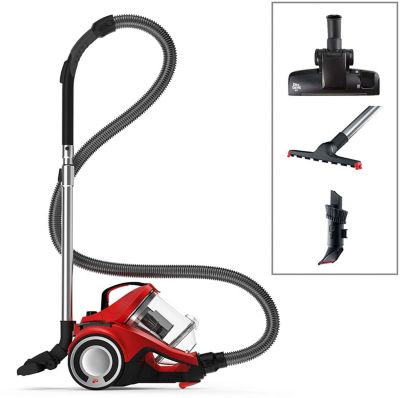 Aspirateur Sans sac dirt devil dd2425-1 rebel 35 parquet