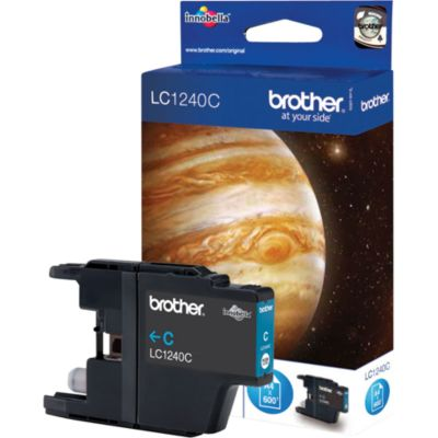 Cartouche D'encre brother lc1240 cyan