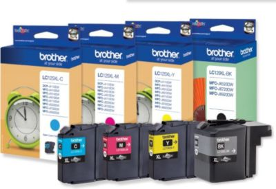 Cartouche d'encre Brother 4CL LC129XL