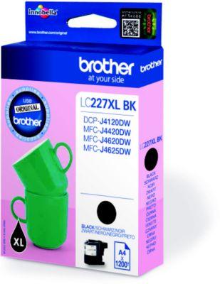 Cartouche d'encre Brother LC227 XL Noire