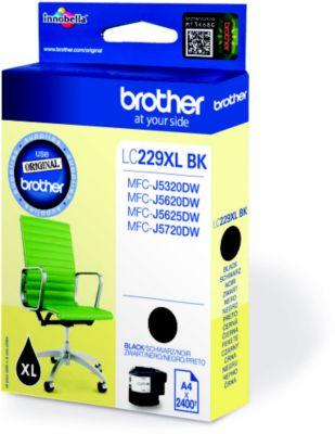 Cartouche D'encre brother lc229xl noire