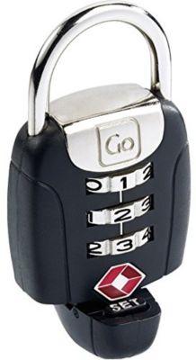 Accessoire Go travel cadenas à code twist'n set'
