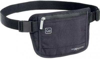 Accessoire Go travel pochette tour de taille anti rfid