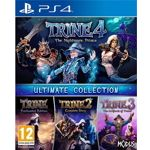 Jeu PS4 JUST FOR GAMES Trine 4 The Ultim
