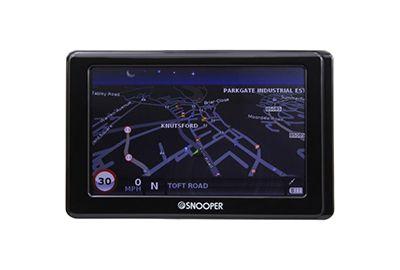 GPS SNOOPER Ventura CC5400 Dashcam intégrée 5pouces