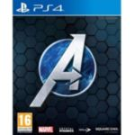 Jeu PS4 KOCH MEDIA Marvel's Avengers