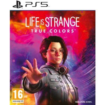 Jeu PS5 NAMCO LIFE IS STRANGE TRUE COLORS