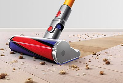 aspirateur balai dyson v8 absolute une puissance et des performances sign es dyson. Black Bedroom Furniture Sets. Home Design Ideas