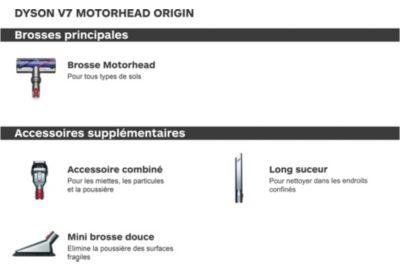 Aspi Balai DYSON V7 Motorhead Origin