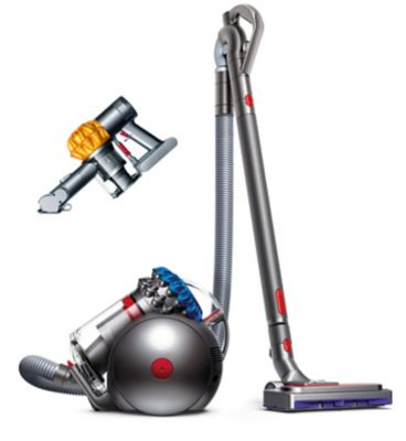 Aspirateur sans sac Dyson Big Ball Up top2+V6 Top Dog