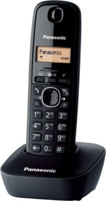 Téléphone sans fil Panasonic KX-TG1611FRH