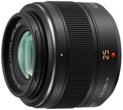 Objectif pour Hybride Panasonic 25mm f/1.4 Leica DG Summilux