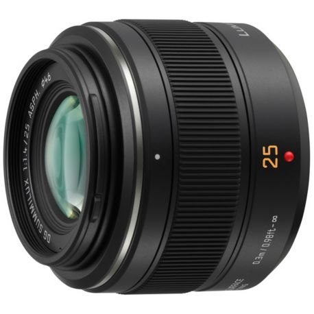 Objectif PANASONIC 25mm f/1.4 Leica DG Summilux