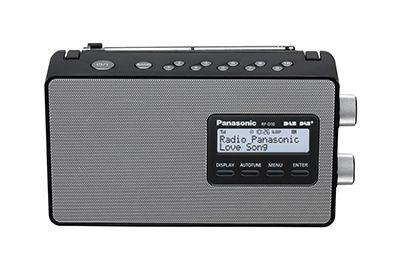 Radio PANASONIC RF-D10 noire
