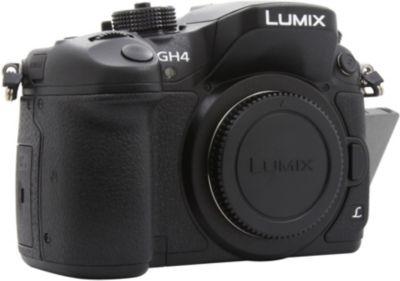 Appareil photo Hybride Panasonic DMC-GH4 noir Nu