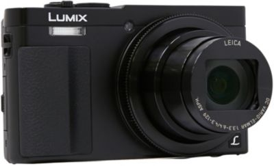 Appareil photo Compact Panasonic DMC-TZ70 Noir