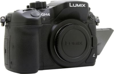 Appareil photo Hybride Panasonic DMC-GH4R Nu