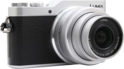 Appareil photo Hybride Panasonic DC-GX800 Silver + 12-32mm f/3.5-5.6