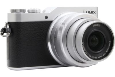 APN PANASONIC DC-GX800 Silver + 12-32mm f/3.5-5.6