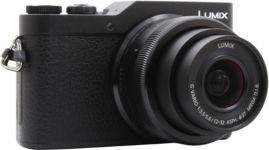 APN PANASONIC DC-GX800 Noir + 12-32mm f/