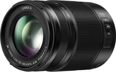 Objectif pour Hybride Panasonic 35-100mm F2.8 ASPH. CONSTANT
