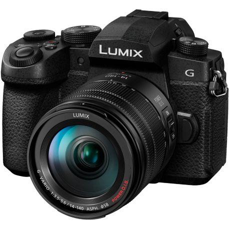 Appareil photo numérique PANASONIC DMC-G90 + 14-140mm