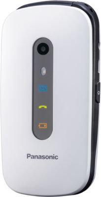 Téléphone portable Panasonic TU466 Blanc